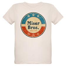 Miser Bros. Vintage Label Organic Kid's T-Shirt