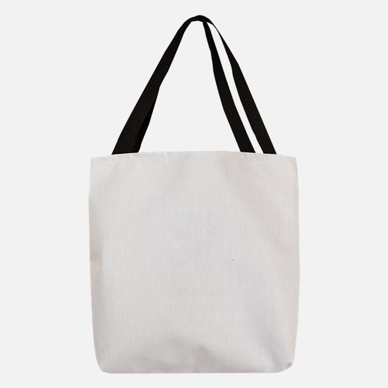 I had to call in sick. My arm&# Polyester Tote Bag