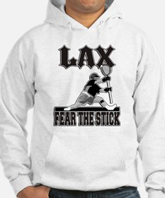 LAX Fear The Stick Hoodie