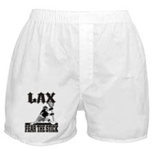 LAX Fear The Stick Boxer Shorts