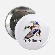 "Duck Hunter 2.25"" Button"
