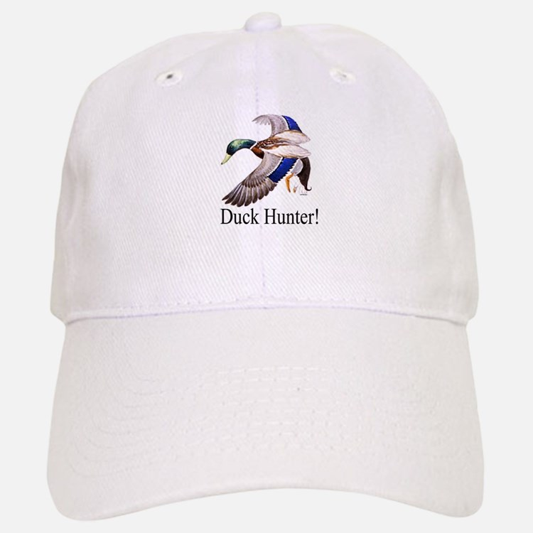 Duck Hunter Baseball Baseball Cap