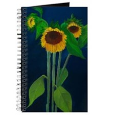 Donna's Sunflowers Journal