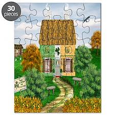 St. Patricks Cottage Puzzle