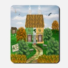 St. Patricks Cottage Mousepad