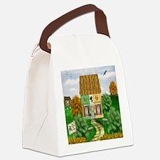 St. Patricks Cottage Canvas Lunch Bag