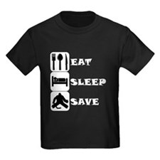 Eat Sleep Save T-Shirt