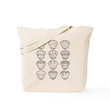 Dirt Cake Diagram Tote Bag