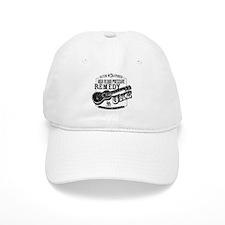 Ukulele Medicine Baseball Cap
