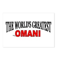 """The World's Greatest Omani"" Postcards (Package of"