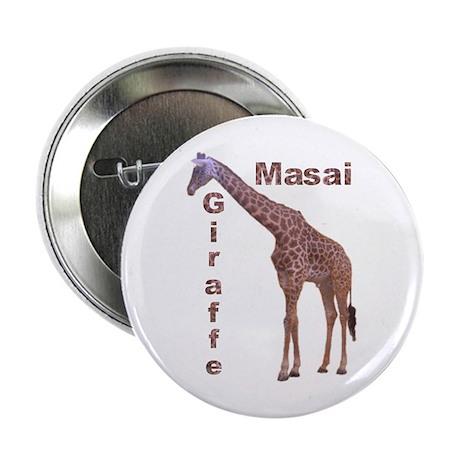 "masai giraffe 2.25"" Button (100 pack)"