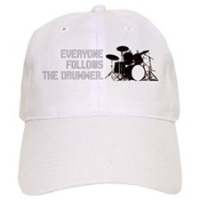 FOLLOW THE DRUMMER Baseball Cap