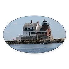Rockland Light Lighthouse Decal