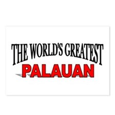 """The World's Greatest Palauan"" Postcards (Package"