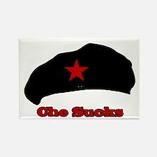 Che Sucks Rectangle Magnet
