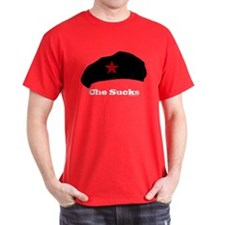 Che Sucks Red T-Shirt