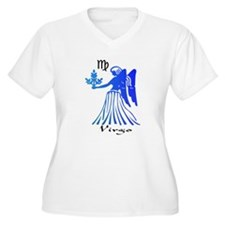 Virgo Plus Size T-Shirt