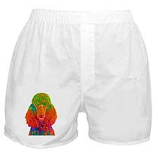 Psychadelic Poodle Boxer Shorts