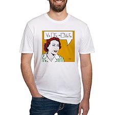 Ruth Barcan Marcus Shirt