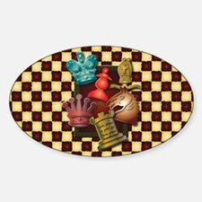 Chess Boxes Decal