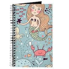 Whimsical Sea Life Journal