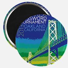 Crossword Tournament Magnet