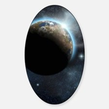 The Earth Decal