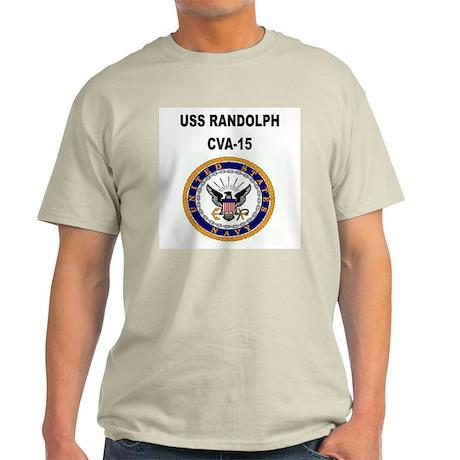 USS RANDOLPH Light T-Shirt
