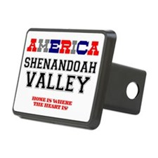 AMERICAN REGIONS - SHENAND Hitch Cover