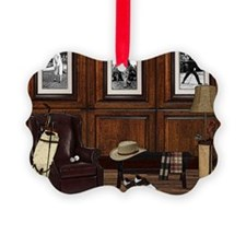 Country Club Ornament