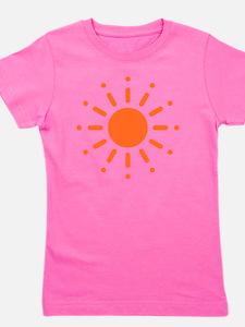 Sun / Soleil / Sol / Sonne / Sole / Zon Girl's Tee