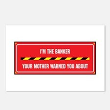 I'm the Banker Postcards (Package of 8)