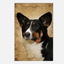Corgi Postcards (Package of 8)