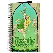 Absinthe Art Nouveau Journal