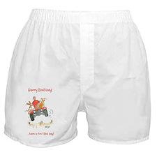 Happy Birthday  - fun filled day Boxer Shorts