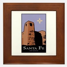 New Mexico Framed Tile