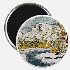 Half Dome Lover Magnet