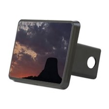 Towering Sunset Hitch Cover