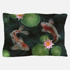 Koi Pillow Case