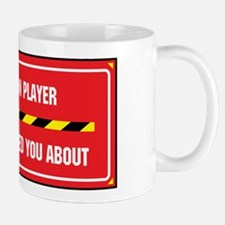 I'm the Bassoon Player Mug