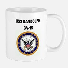 USS RANDOLPH Mug