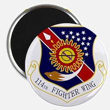 114th FW Magnet