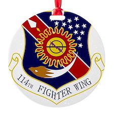 114th FW Ornament