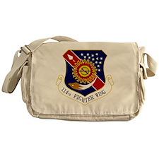 114th FW Messenger Bag