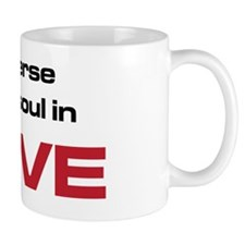 The Bends Street Spirit black and red Mug