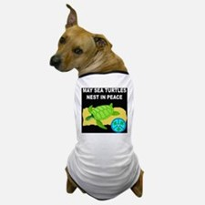 SEA TURTLES - NEST IN PEACE Dog T-Shirt