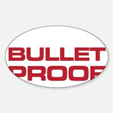 The Bends Bullet proof white and re Decal