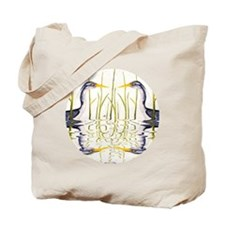 Blue Heron Lover Tote Bag
