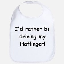 Driving my Haflinger Bib