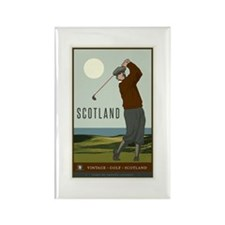 Scotland Rectangle Magnet